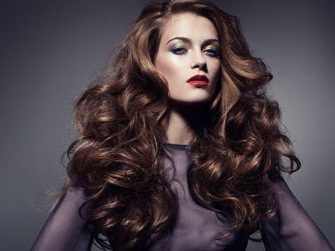 Выполнение стрижек и укладок волос