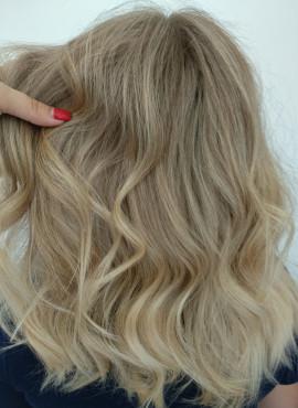 Окрашивание омбре с Niophlex на длинные волосы