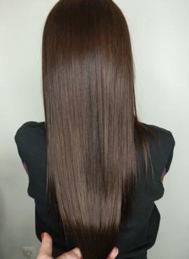 ботокс для волос в москве