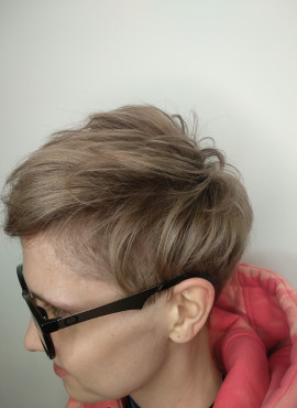 ботокс для волос на короткие волосы
